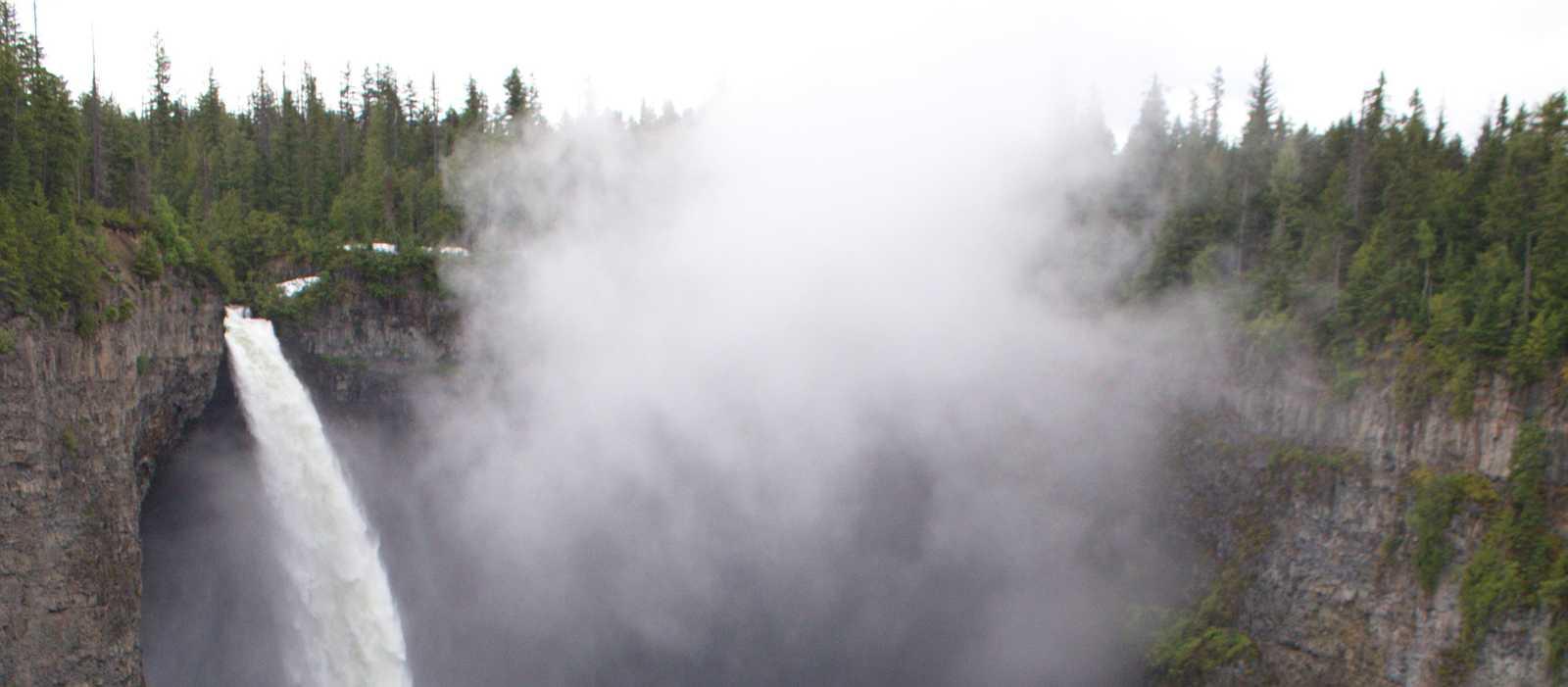 Helmken Fall, Wells Gray Provincial Park