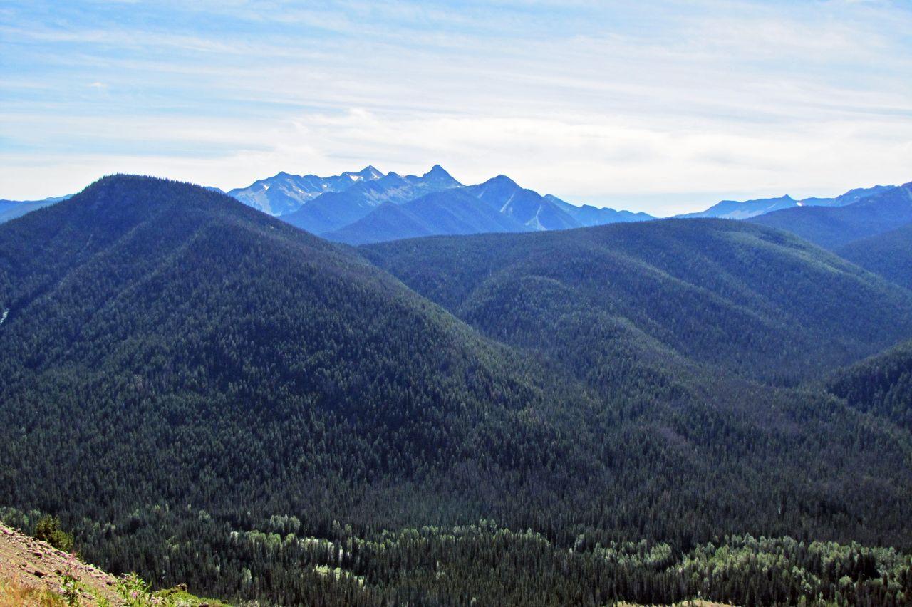 Landschaft im Manning Park