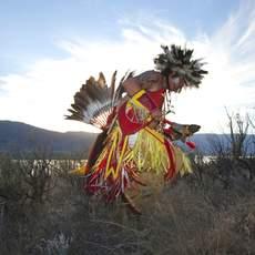 Ureinwohner in Thompson Okanagan