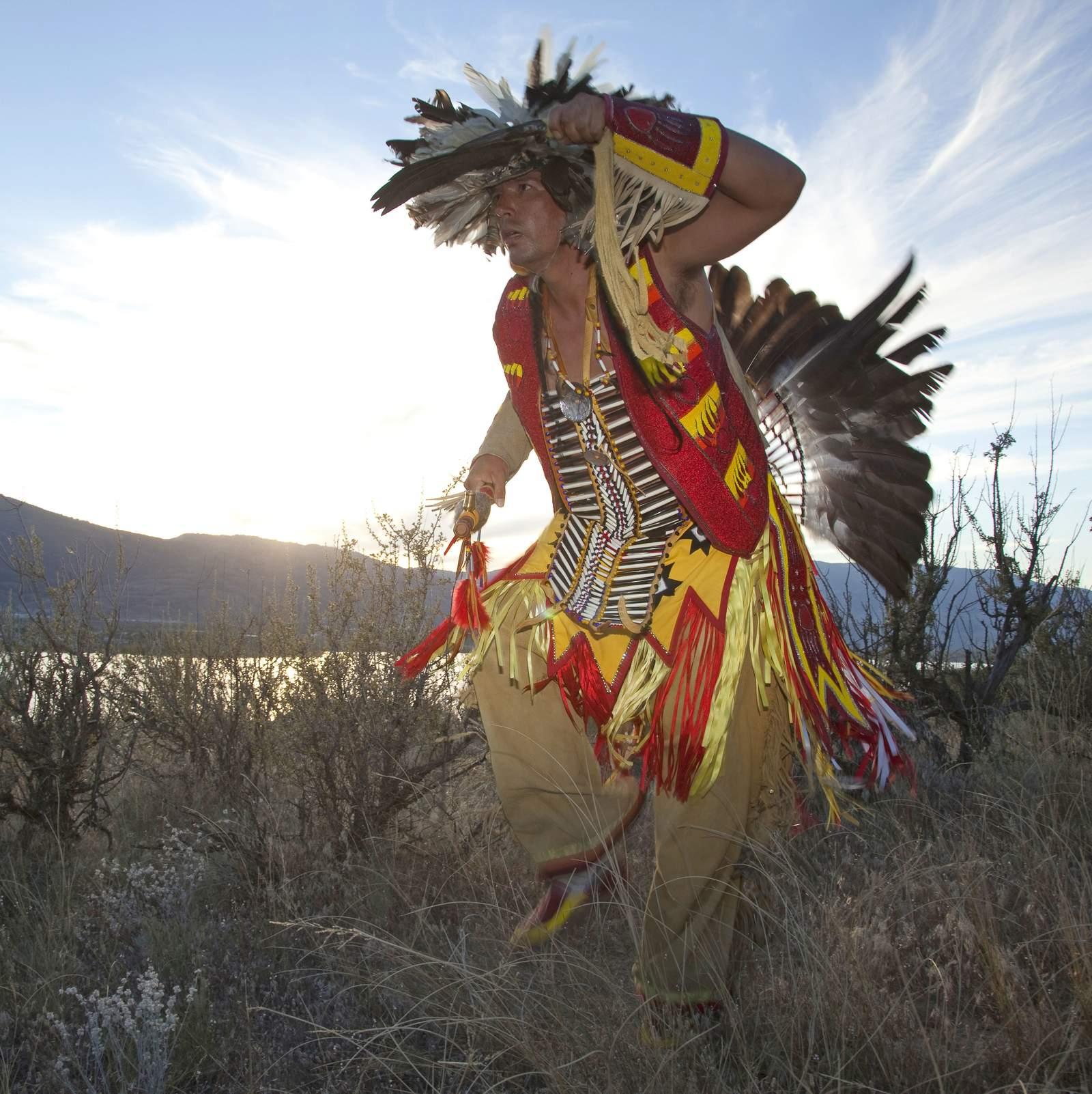 Impression Aboriginal BC content campaign