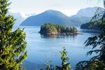 Küsten & Inseln in West-Kanada