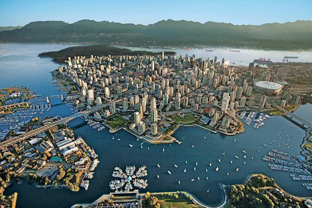 Die Perle am Pazifik, Vancouver