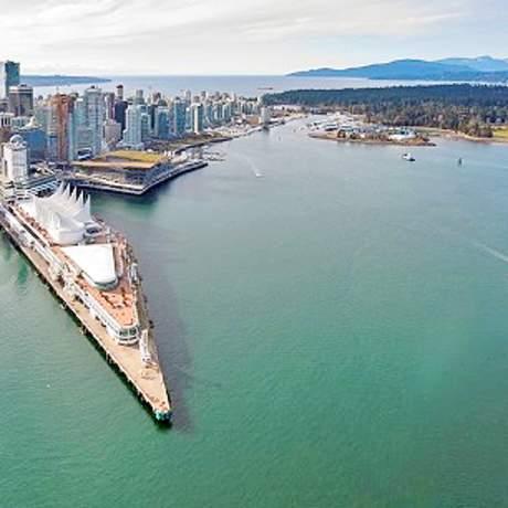 Hafen von Vancouver