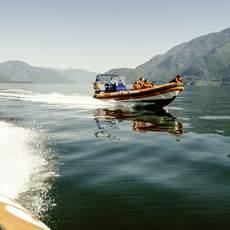 Sea-Safari in Fjord of Howe Sound