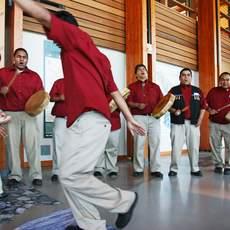 Tanz der Ureinwohner