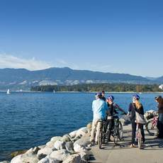 Cycle City Tours in Vancouver, British Columbia