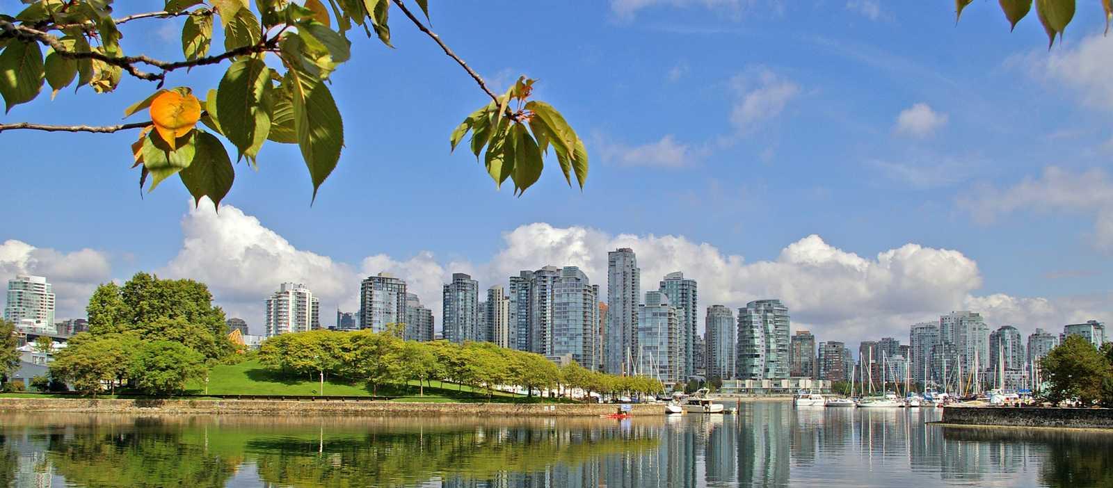 Skyline Vancouver
