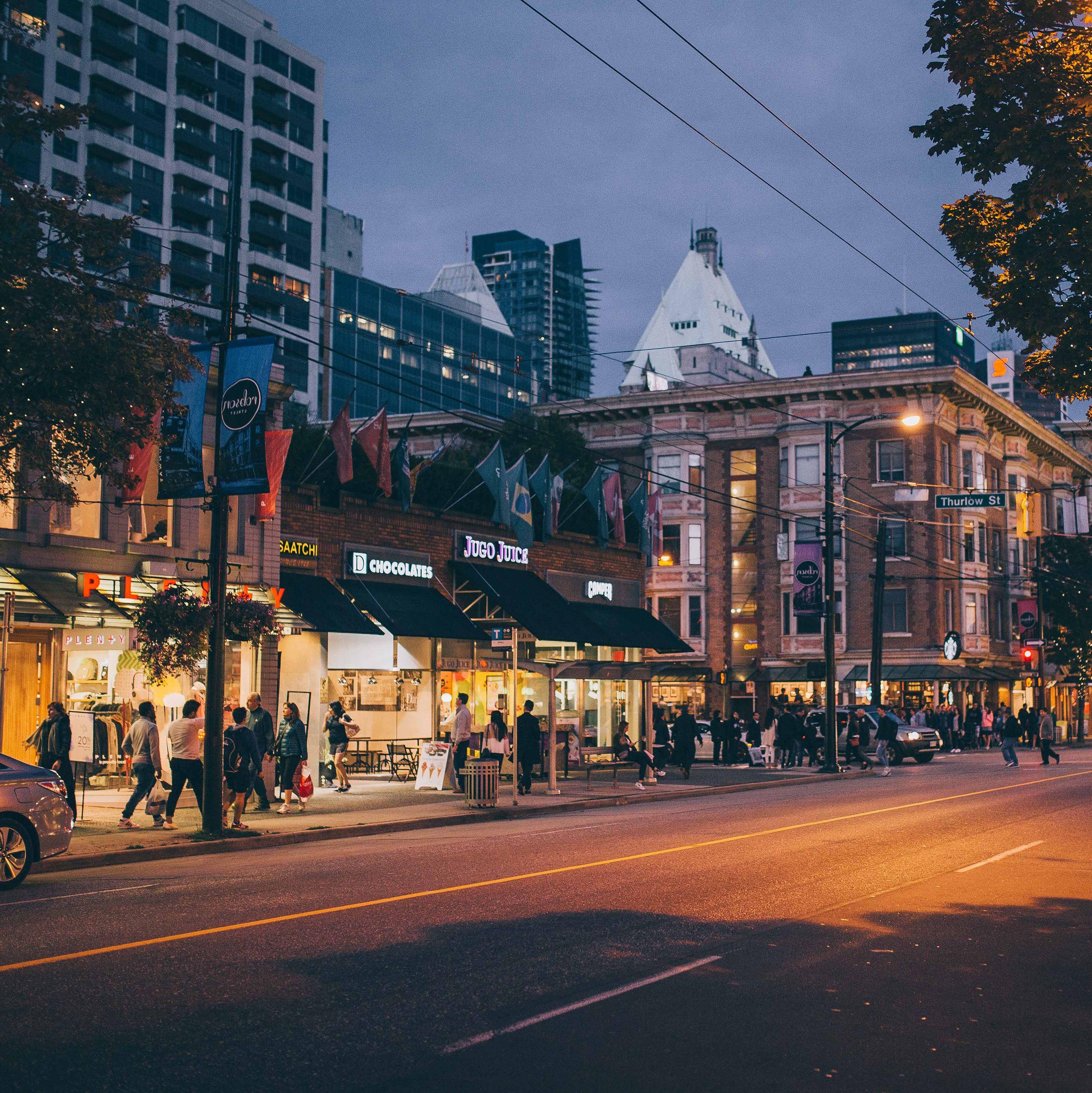 Kleidung Shoppen Vancouver  new york 2022
