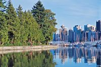 Der Stanley Park Ruder Club in Vancouver