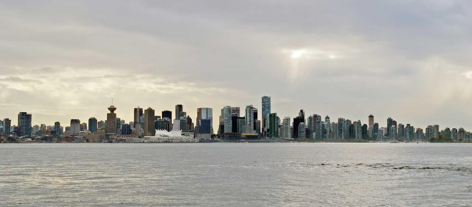 Skyline von Vancouver