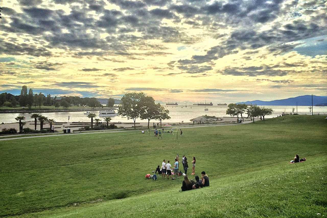 Vancouver, Sunset Beach Park