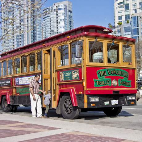 The Vancouver Trolley