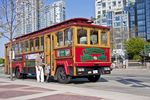 Vancouver Trolley Attraction Tour & Lookout