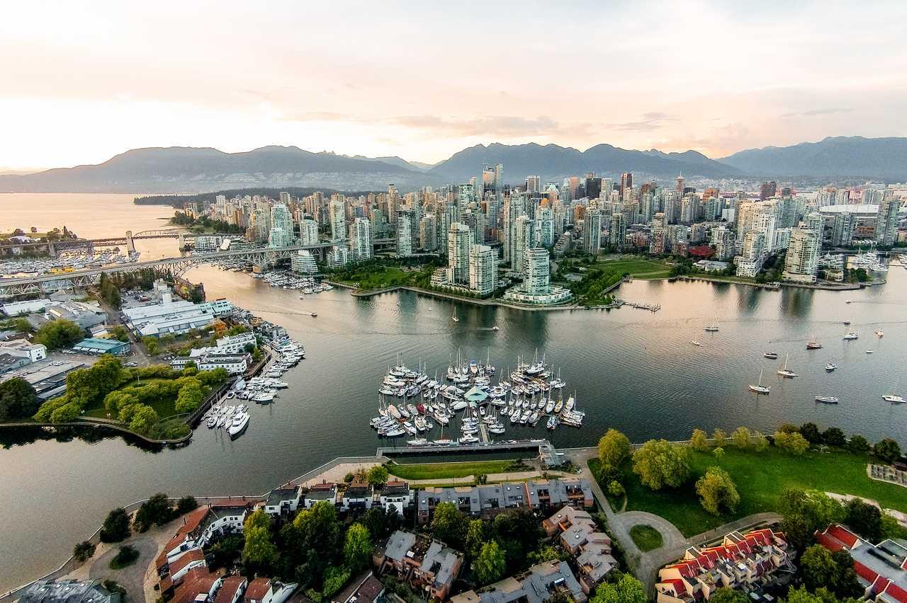 Vancouver, eine Stadt mit Flair