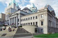 Vancouvers Art Gallery