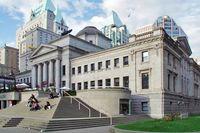 Vancouvers Art Gallery