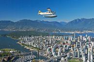 Wasserflugzeug-Abenteuer in Vancouver