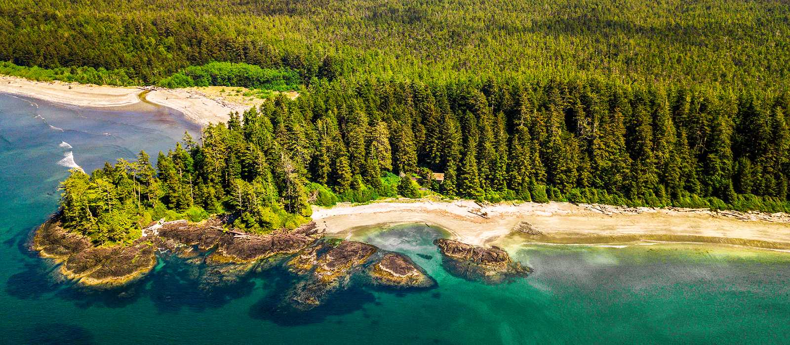 Auf der Hot Springs Cove Excursion den Maquinna Marine Provincial Park in British Columbia erkunden