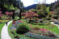Butchart Gardens – Die Gartenstadt Victoria entdecken