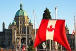 Victoria feiert Canada Day