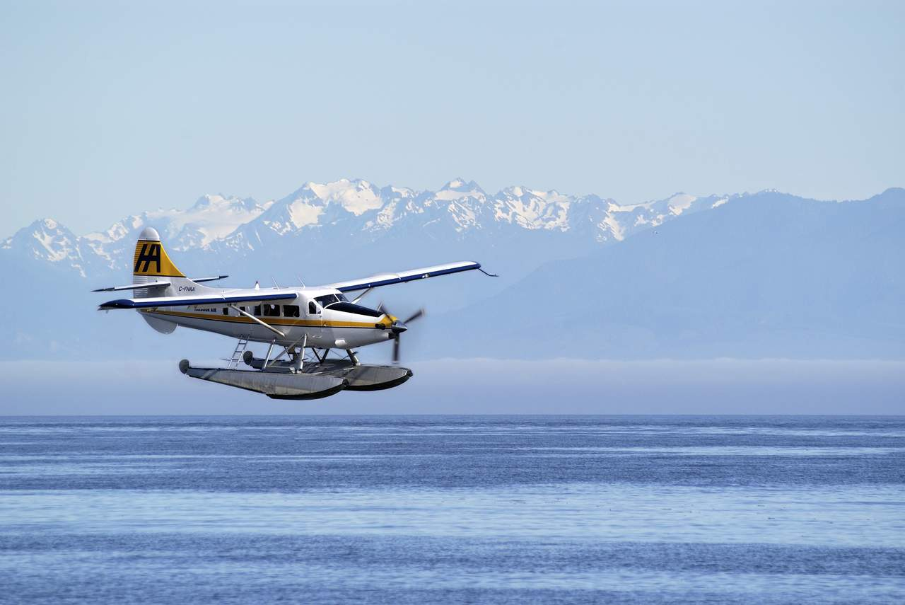 Seaplane Seattle To Vancouver Island