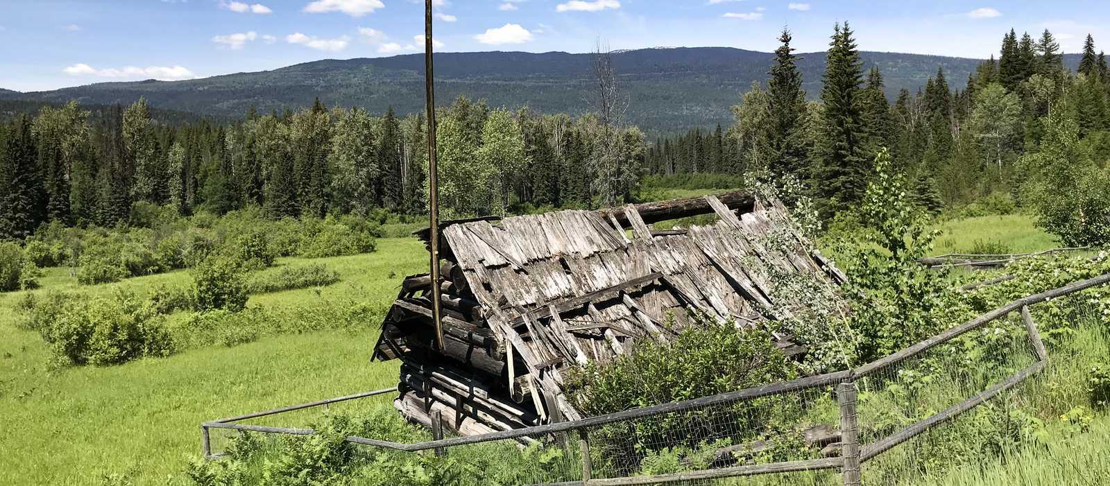 Hütte von John Ray