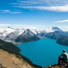 Hiking Panorama Ridge in Garibaldi Provincial Park