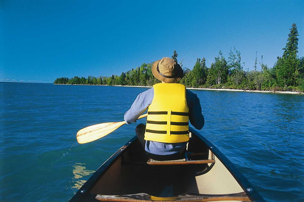 Kanuabenteuer Wells Gray Provincial Park