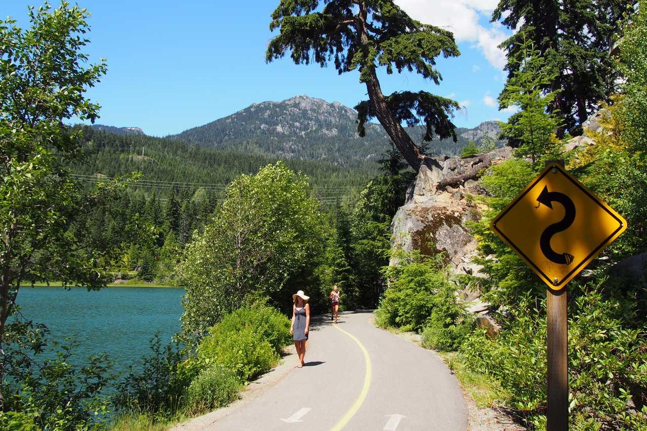 Walking Valley Trail