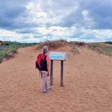 Spirit Sands Sign