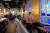 Cibo Waterfront Café in Winnipeg