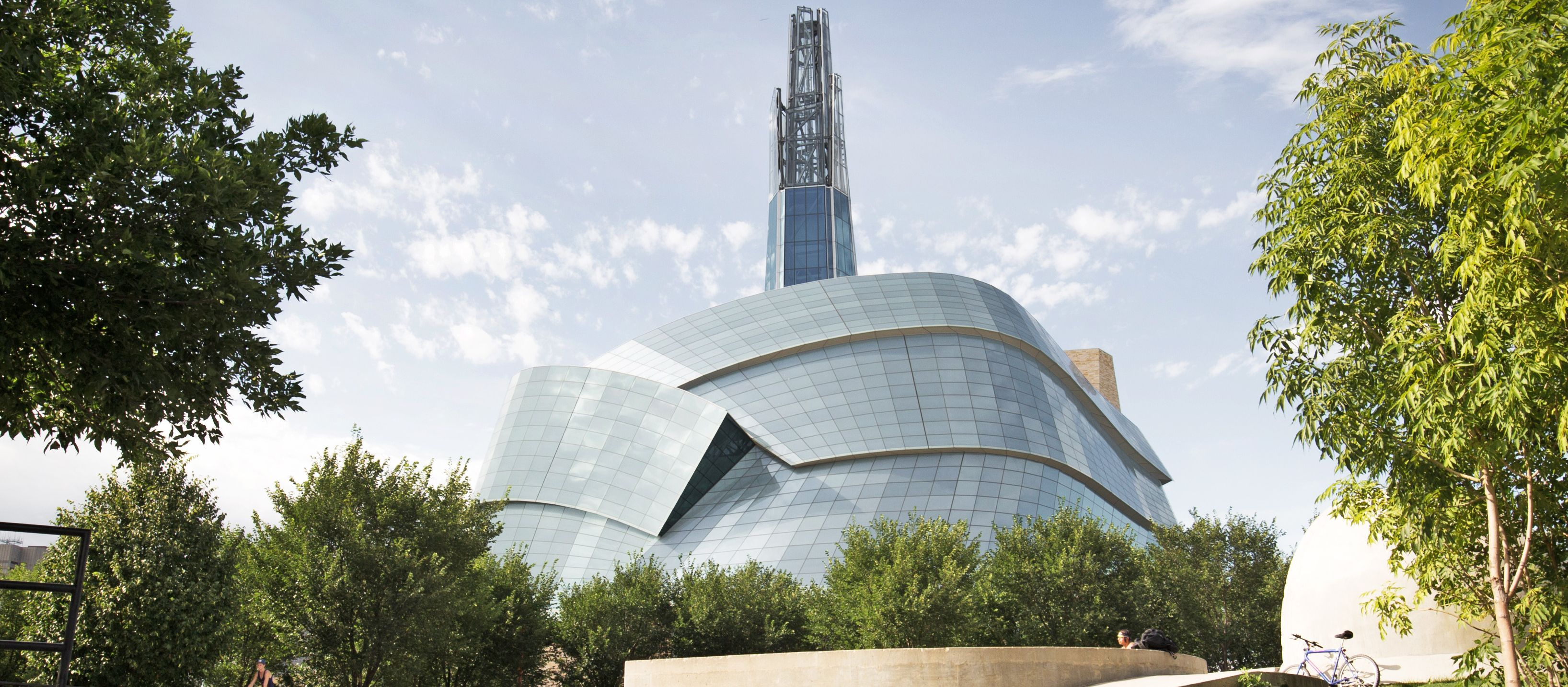 Canadian Museum of Human Rights in Winnipeg