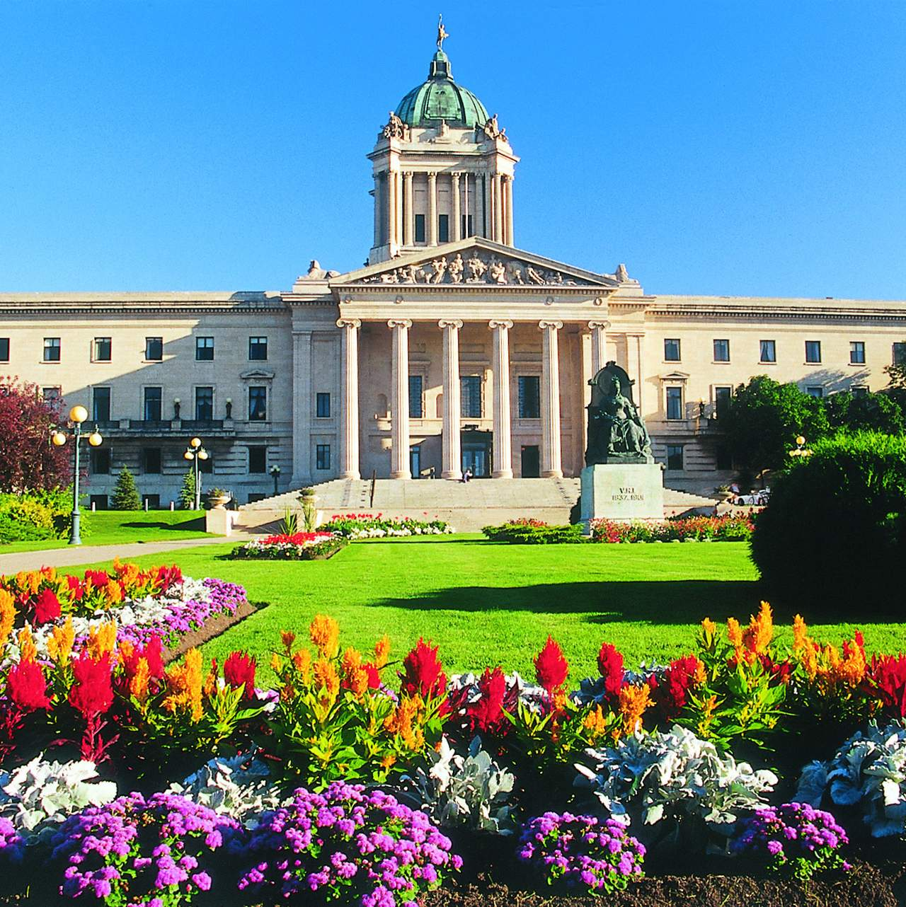 Manitoba Legislative Building Hermetic Code