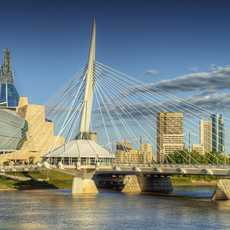 Skyline Winnipeg