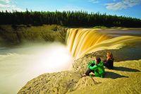 Unberührte Northwest Territories