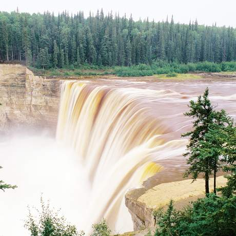 Alexandra Falls, Northwest Territories