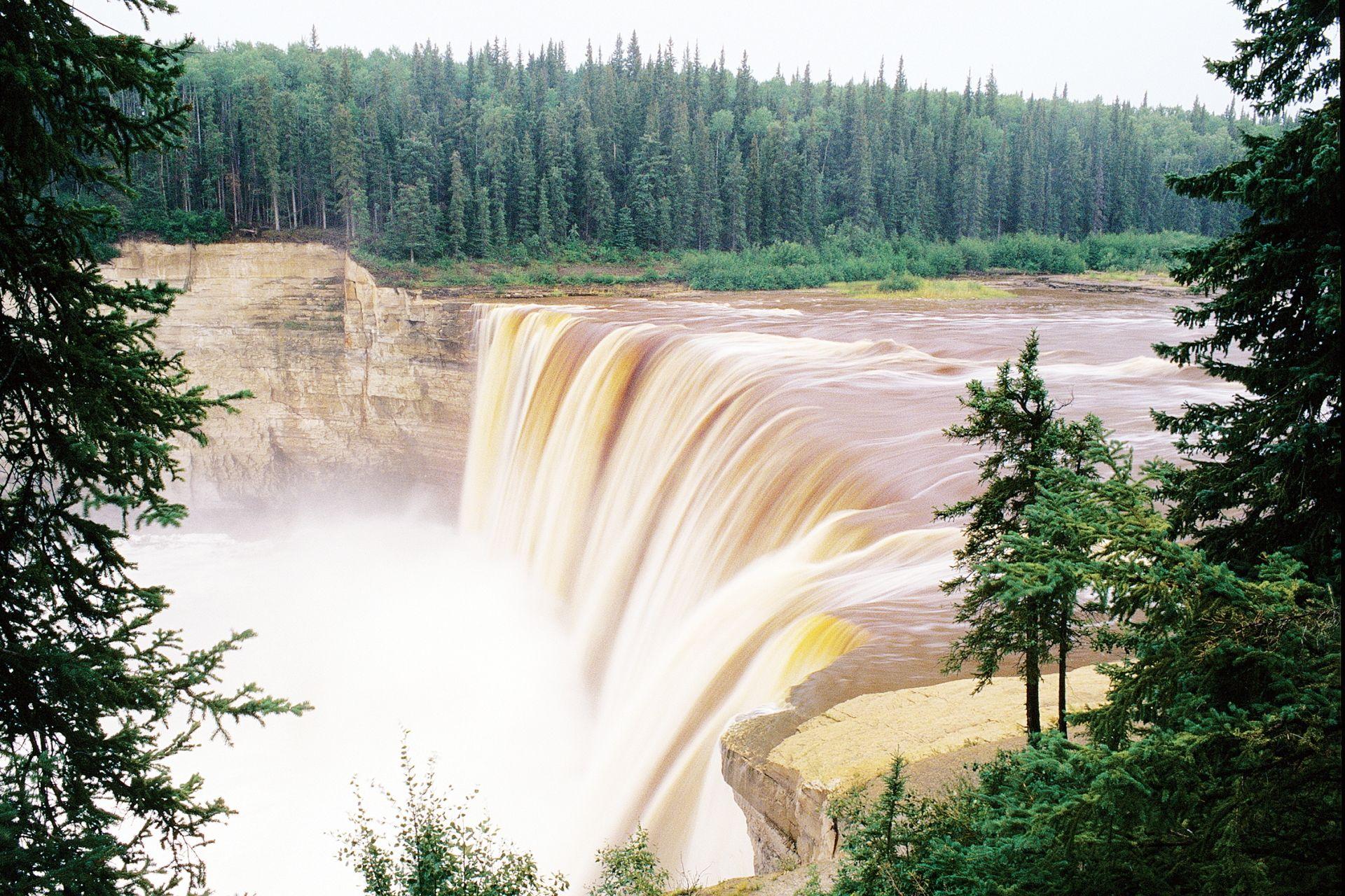 Alexandra Falls