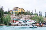 Mit dem Wasserflugzeug zur Blachford Lake Lodge