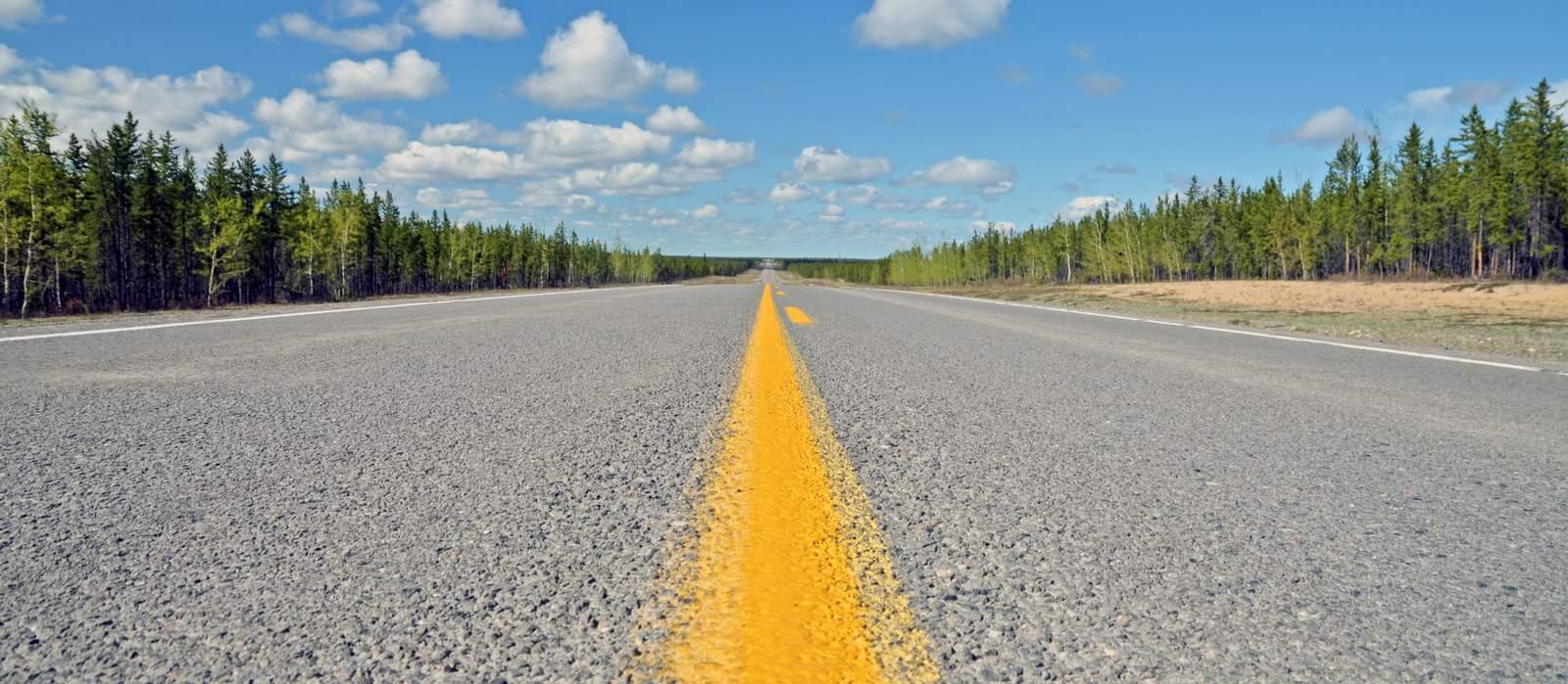 Freie Fahrt in den Northwest Territories