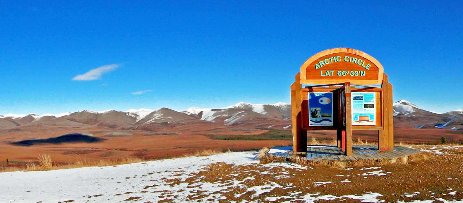 Impression Dempster Highway