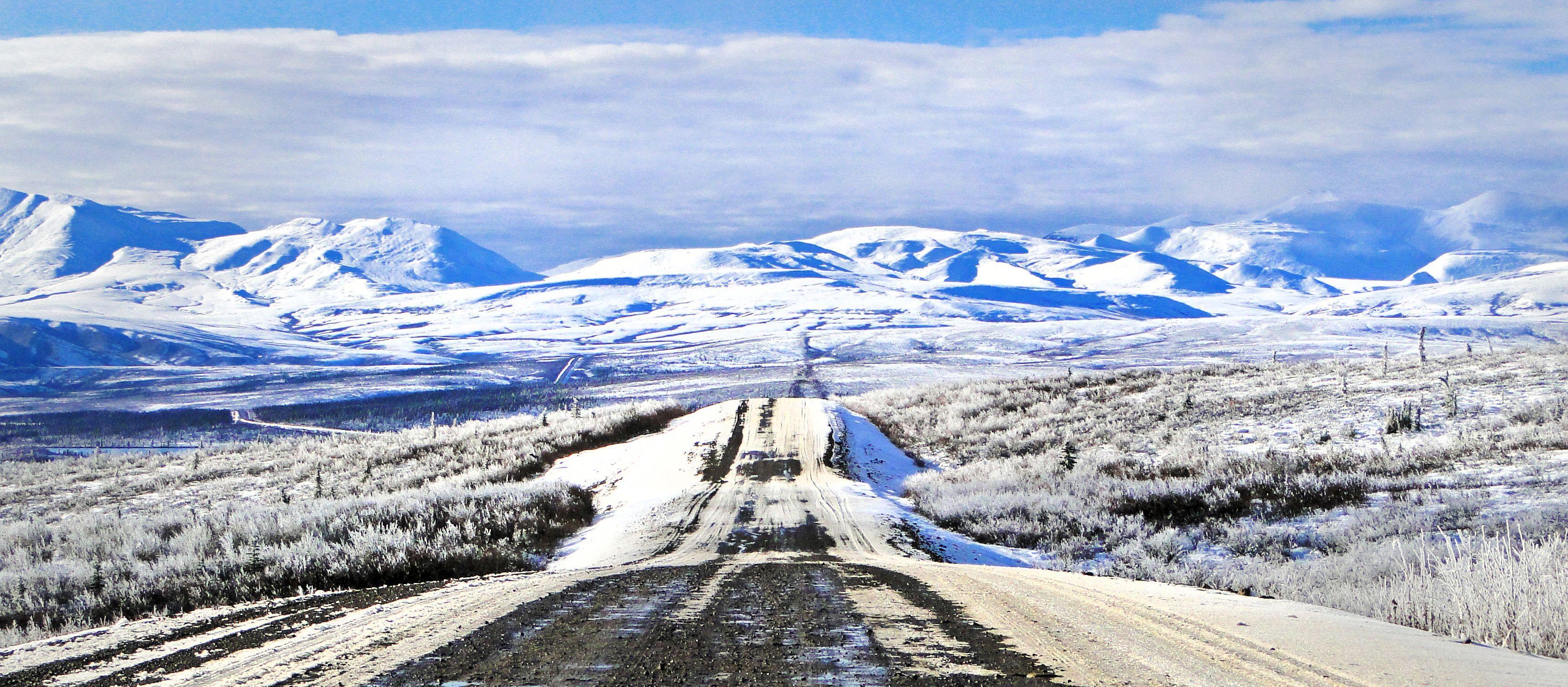 Impression Dempster Highway