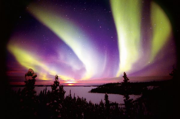 Nordlichter Aurora Village