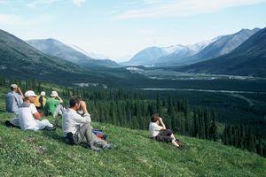 Grenzenlose Vielfalt im Yukon Kanada