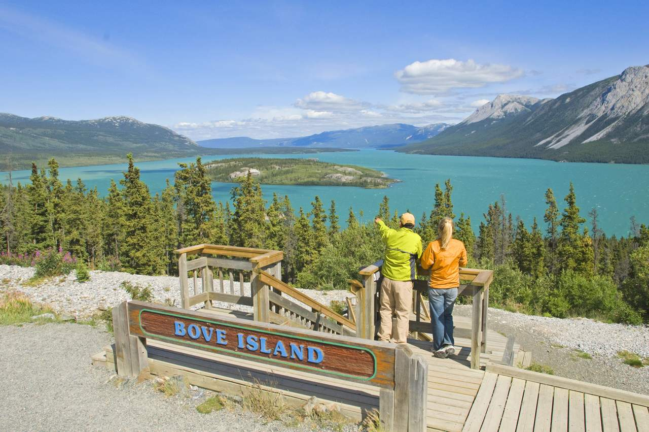 Bove Island Yukon