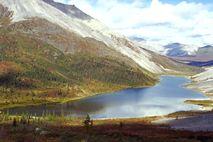 Unberührte Natur im Yukon