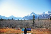 Unberührter Yukon