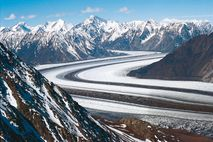 Kluane National Park and Reserve: Gletschereis