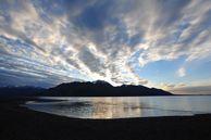 Entdecken Sie auf Ihrer Wohnmobilreise die Kluane Lake im Yukon