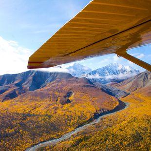 Der Kluane National Park in Yukon