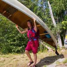 Eindrücke verschiedener Voyageur Quest-Touren im Algonquin Provincial Park in der kanadischen Provinz Ontario